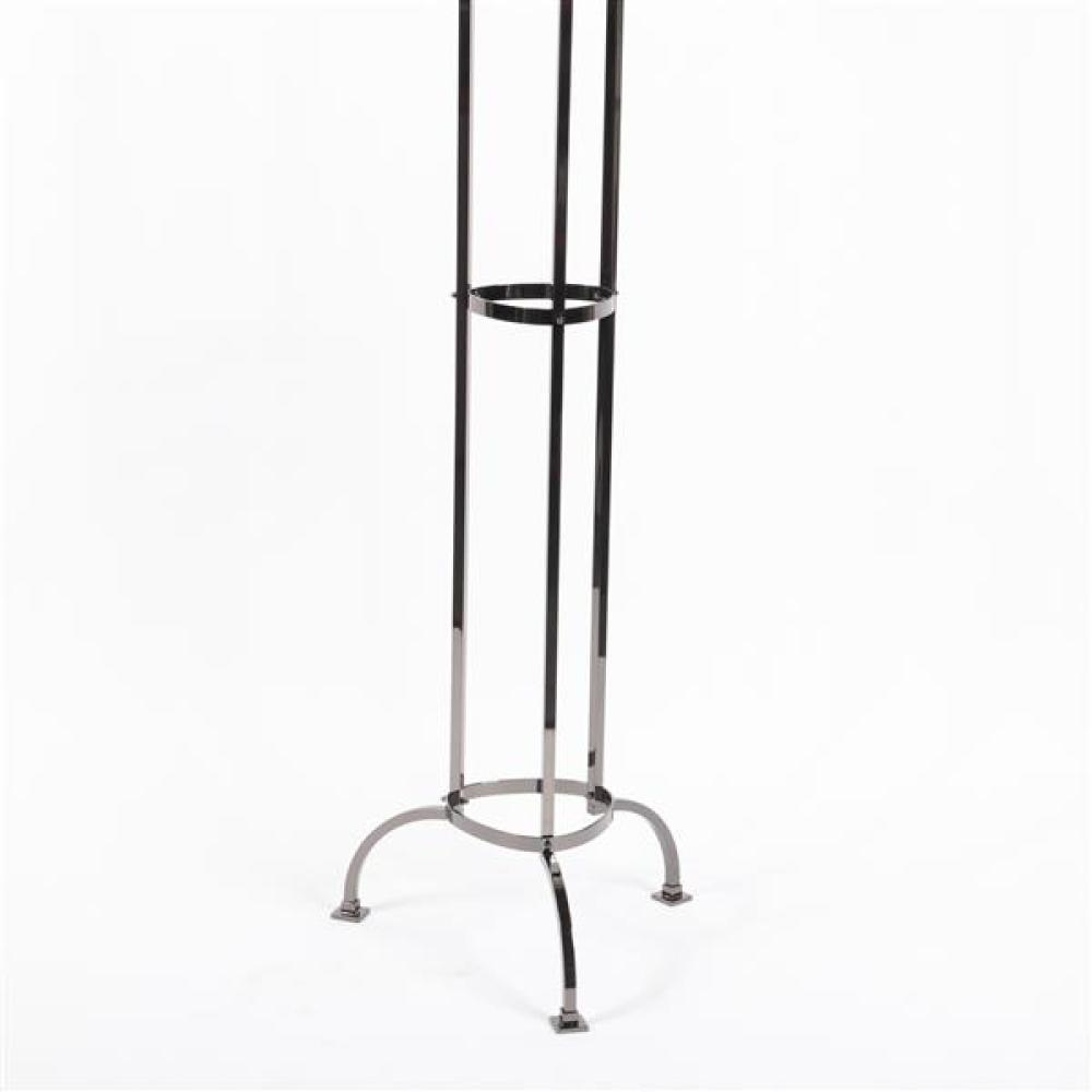 "ClassiCon 'Nymphenburg' coat rack designed by Otto Blumel. 71 1/2""H x 15 1/2""W x 15 1/2""D."