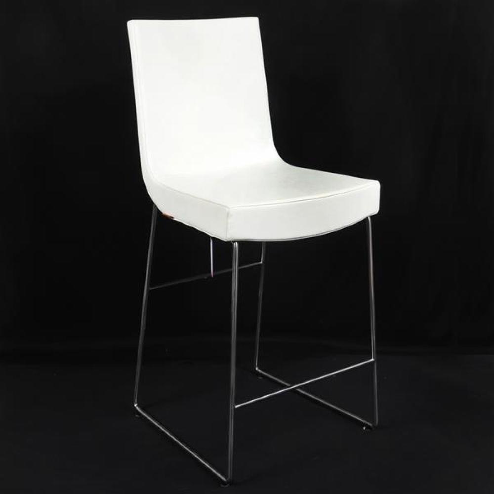 "Montis 'Jim' counter / bar stool designed by Gijs Papavoine. 39""H x 16 1/2""W x 19""D."