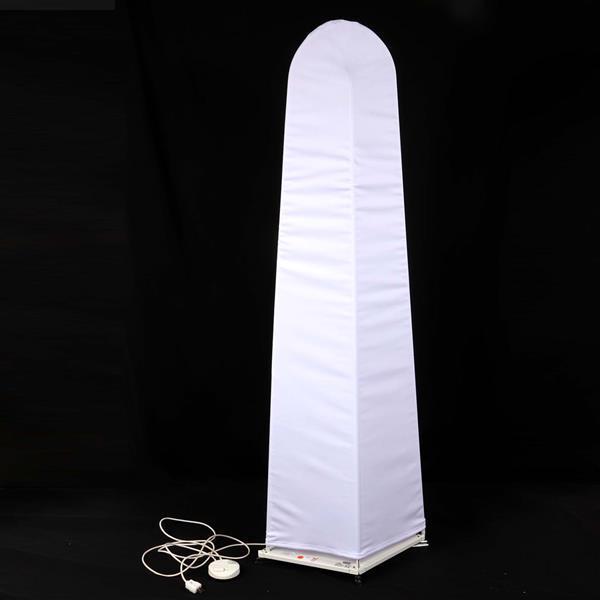 """Nemo 'Kazuki' floor lamp designed by Kazuhide Takahama. 63 1/2""""H."""