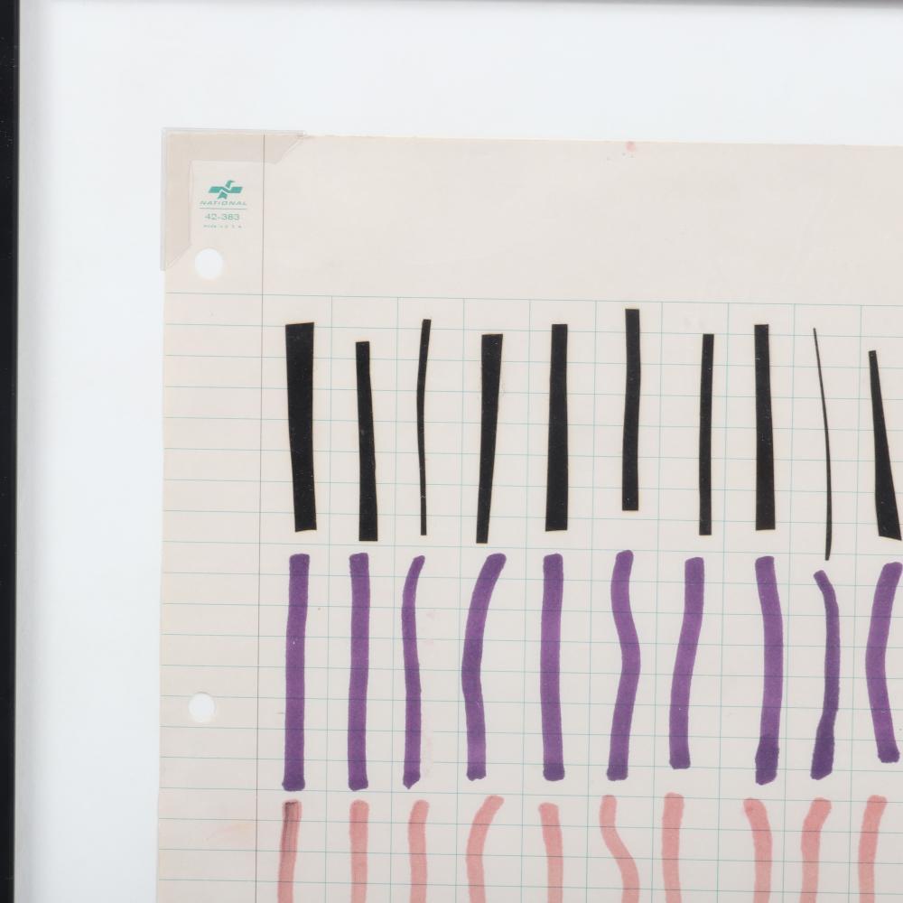 "Sari Dienes, (Hungary / New York, 1899-1992), Bird Catching, ca.1940s, oil on canvas board, 8 3/4"" x 12"" (sight), 11 1/2"" x 14 1/2"" (frame)."