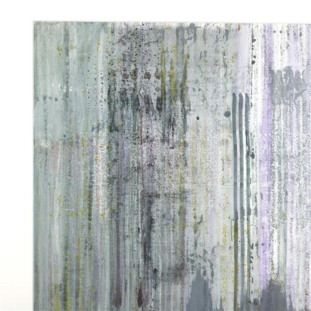 "Marthe Keller, (American, 20th Century), Zinker, mixed media on paper, 25 1/2""H x 38 1/2""W (sight), 32 1/2""H x 46""W (frame)."