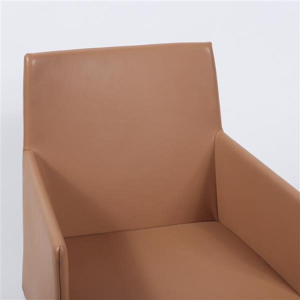 """Montis 'Mila' arm chair designed by Niels Bendtsen. 34""""H x 21""""W x 20""""D."""