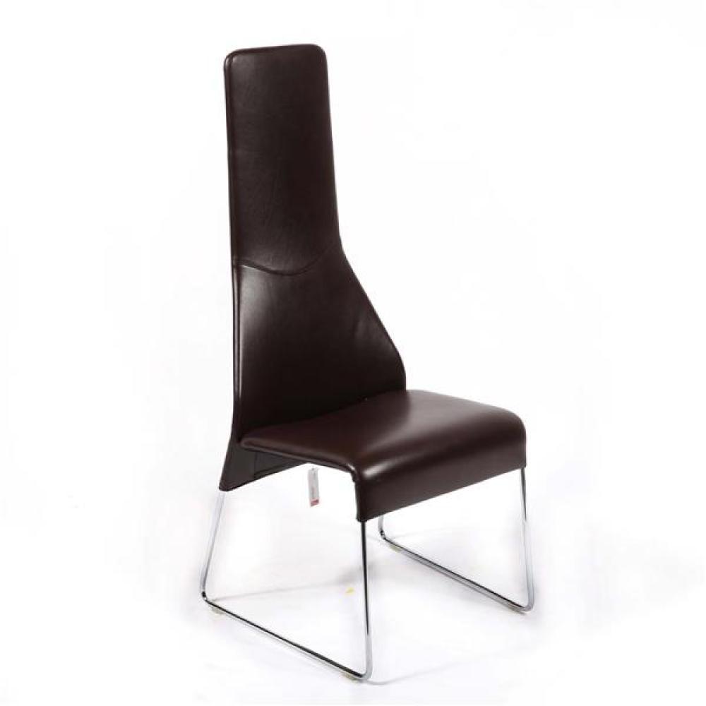 """B&B Italia 'Lazy '05' high back side chair designed by Patricia Urquiola. 46 12""""H x 19 3/4""""W x 21""""D."""