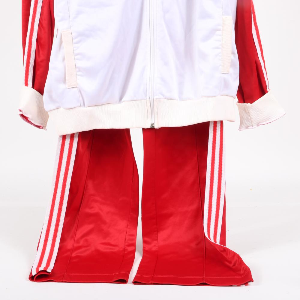 1981 Indiana University NCAA Basketball Champions Sweat Suit