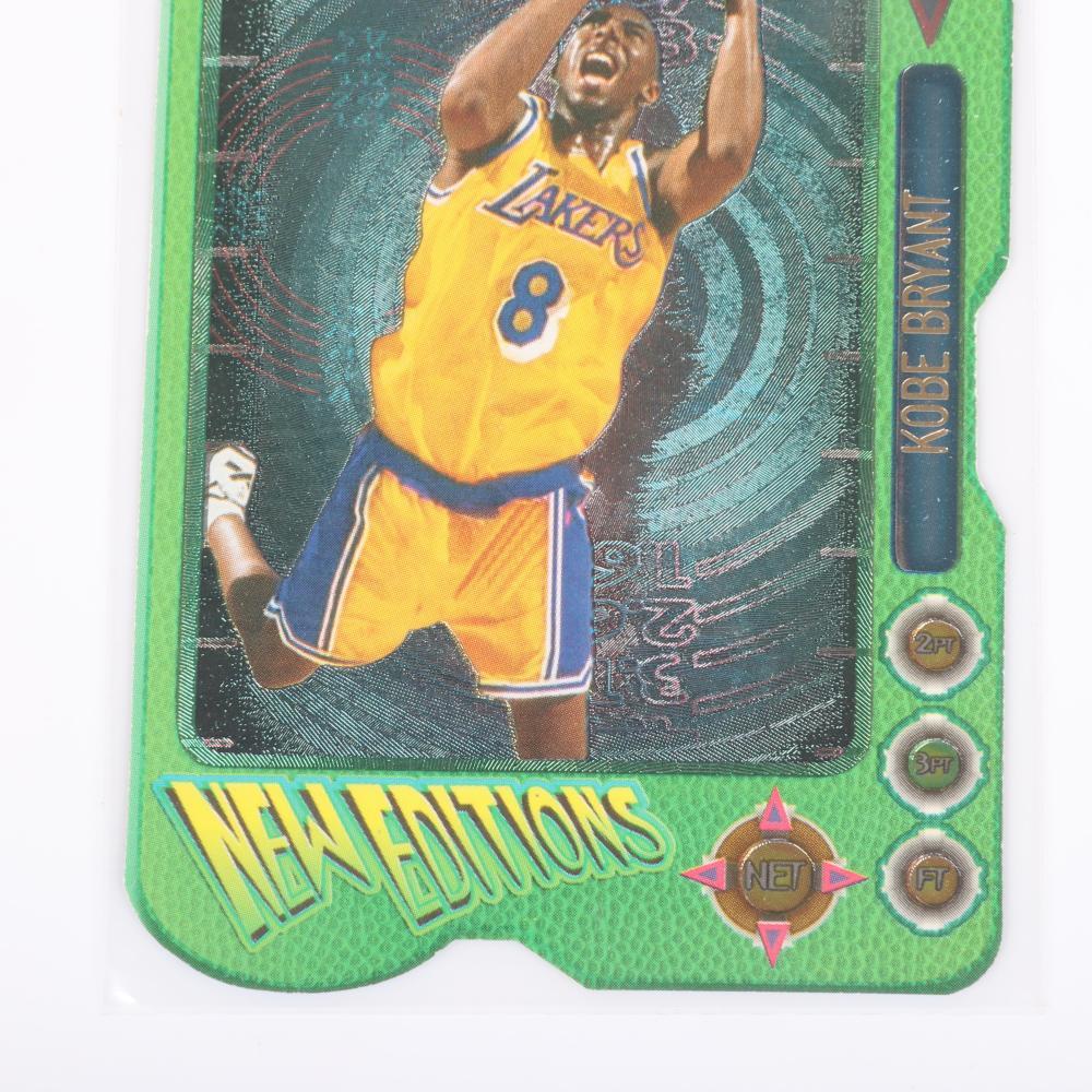 1996-97 Skybox Premium Kobe Bryant Die Cut Rookie New Editions Insert #3