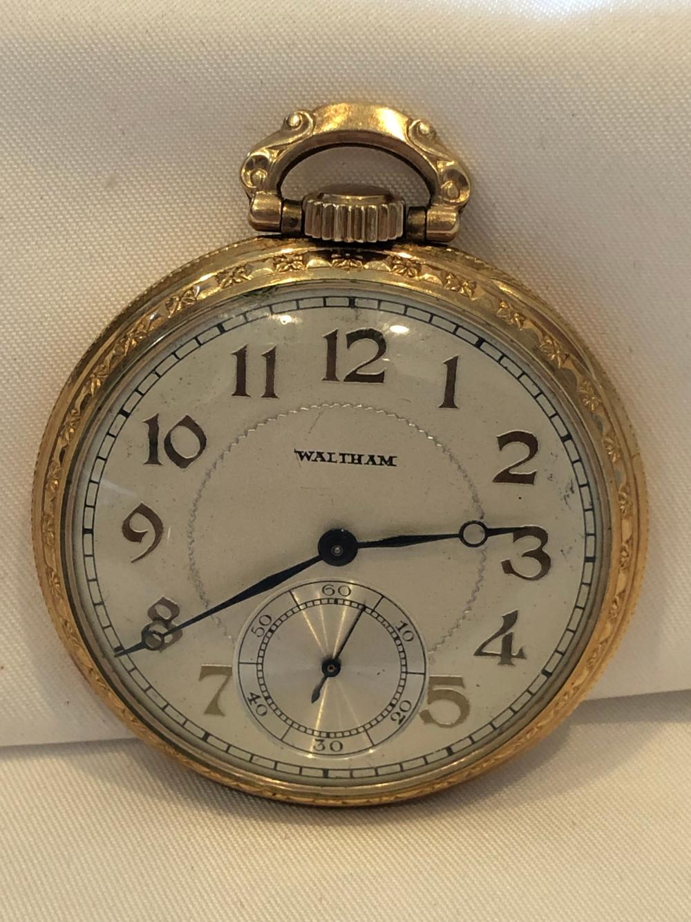 Stratford Pocket Watch 6 Jewels