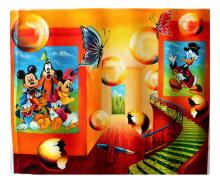 Alexander Astahov- Original Oil on Canvas Disney Charecters