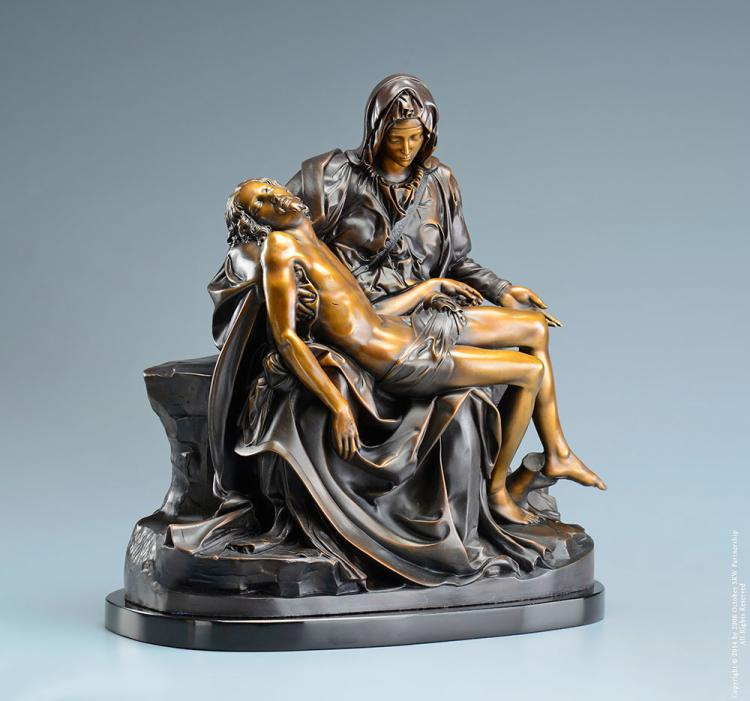 a biography of the life and sculpting work of michelangelo The unfinished painting of jesus and mary has long been in the family of us air  force lieutenant colonel martin kober, who lives in buffalo,.