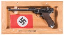 DWM Artillery Luger Semi-Automatic Pistol