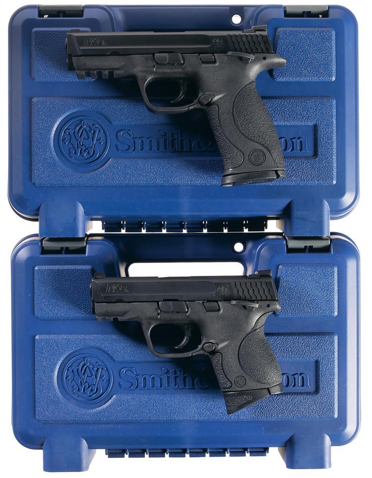 Smith Wesson M P  Rock Island Il