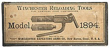 Winchester Model 1894 Reloading Tool in Original Box with Instruction Booklet