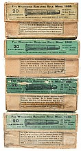 Vintage Winchester Boxed Rifle Ammunition