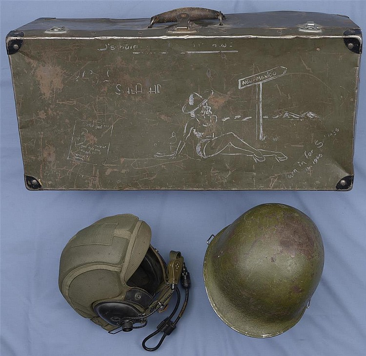 Group of assorted american military gear for Gear company of america
