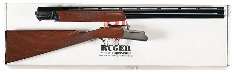 Ruger Red Label Over/Under 28 Gauge Shotgun with Box