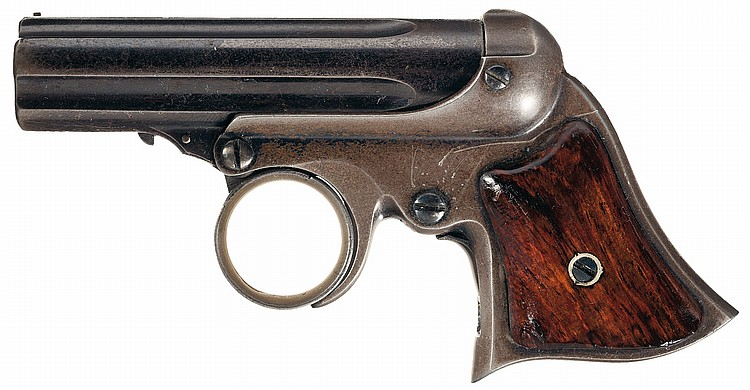 Very Fine E. Remington & Sons Elliot Derringer