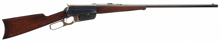 Outstanding Winchester Model 1895 Lever Action Sporting Rifle