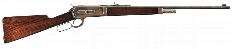 Winchester Model 1886 Takedown Lever Action Rifle