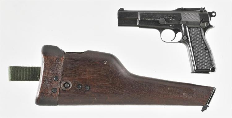 Fabrique Nationale Model 1935 Hi-Power Semi-Automatic Pistol