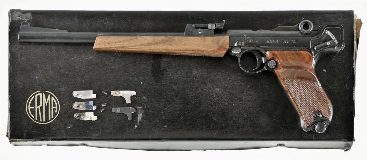 Erma ET-22 Semi-Automatic Pistol with Box