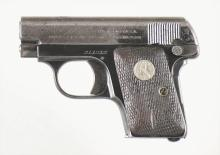 Colt Model 1908 Vest Pocket Semi-Automatic Pistol