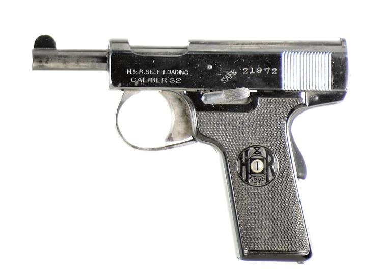 Harrington & Richardson Self Loading Semi-Automatic Pistol
