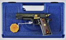 Colt America Remembers US Navy Commemorative Semi-Automatic Pistol