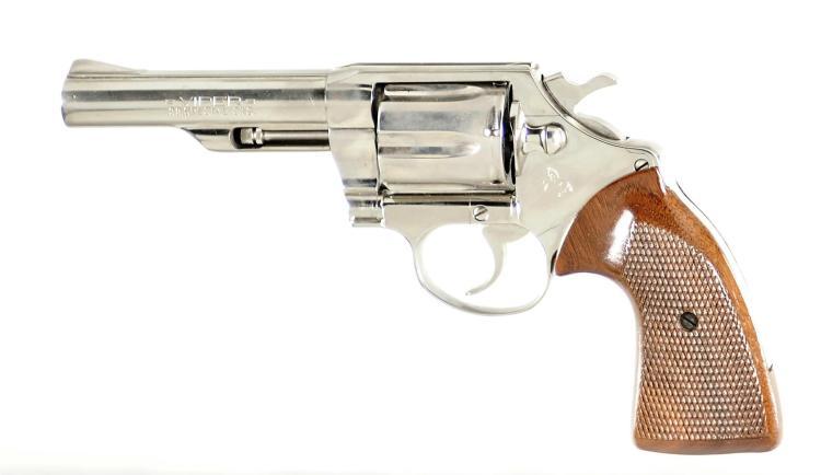 Colt Viper Double Action Revolver