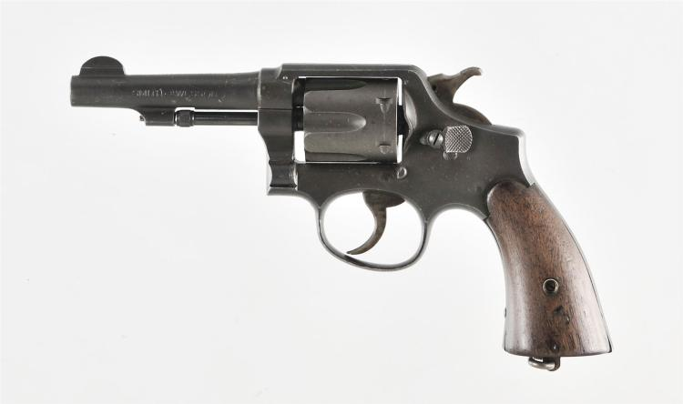 Smith & Wesson Victory Model Double Action Revolver