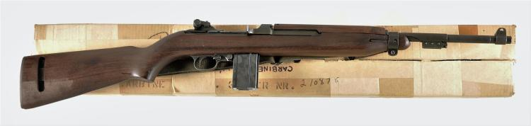 Standard Products M1 Carbine Semi-Automatic Carbine with Box and Sling
