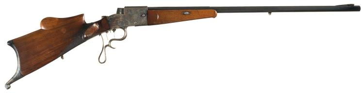 Reform Aydt Type II German Schuetzen Rifle