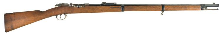 Spandau Model 71/84 Mauser Bolt Action Rifle