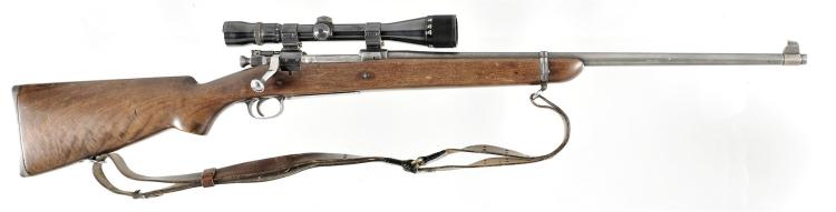 Springfield Model 1903 Bolt Action Rifle with Scope