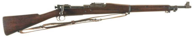 U.S. Springfield Armory Model 1903 Bolt Action Rifle