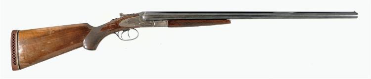 L C Smith Field Grade Double Barrel Shotgun