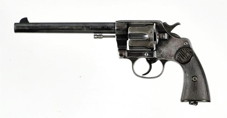 Colt New Service Double Action Revolver