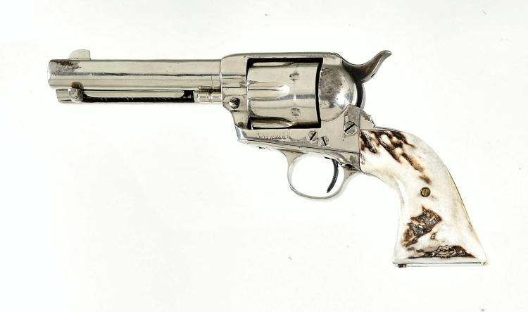 Unmarked Colt Style Single Action Revolver