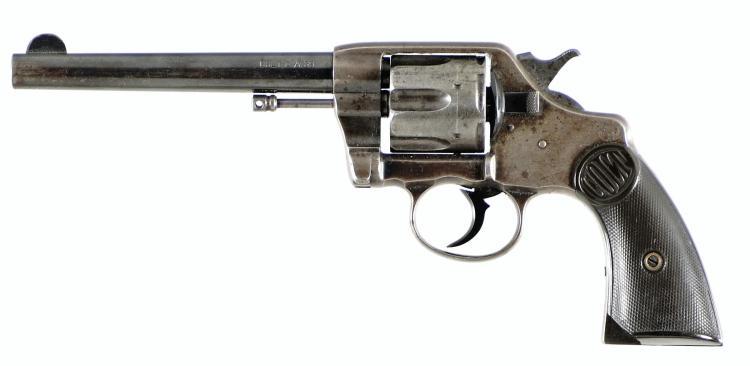 Colt Model 1895 Double Action Revolver