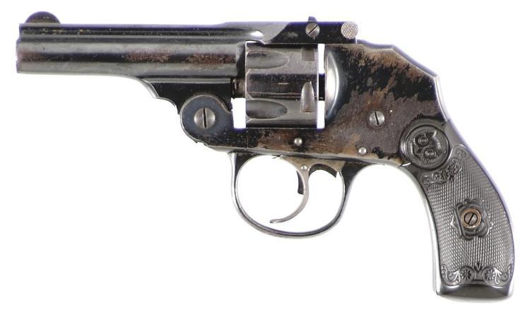 Iver Johnson DA Hammerless Revolver