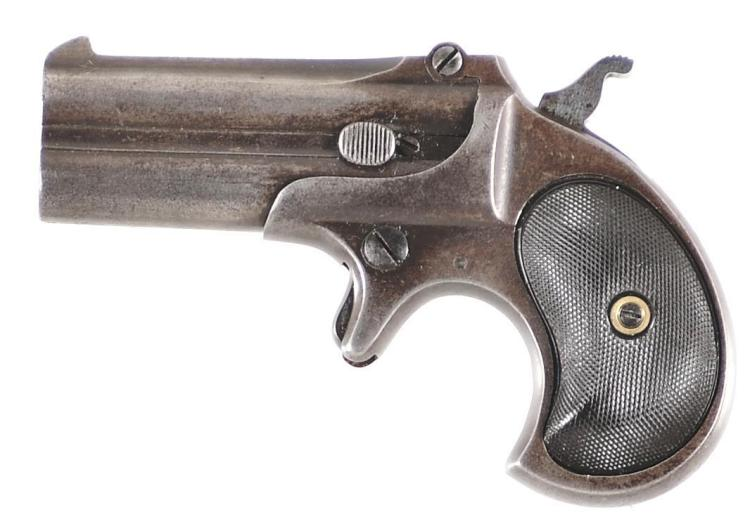 Remington Type III Over/Under Derringer Pistol