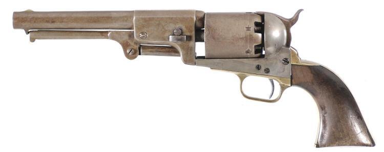 Italian Reproduction Colt Third Model Dragoon Percussion Revolver