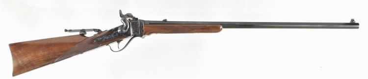 IAB Italian Sharps Reproduction Falling Block Rifle