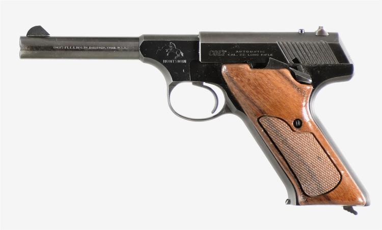 Colt Huntsman Semi-Automatic Pistol