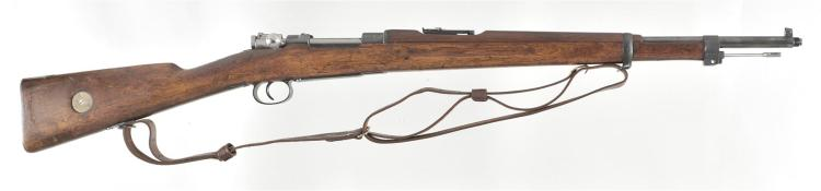 Carl Gustaf Model 1896 Bolt Action Rifle with Sling