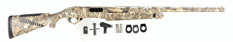 Benelli Super Nova Slide Action Shotgun with Accessories