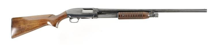 Winchester Model 12 Featherweight Slide Action Shotgun