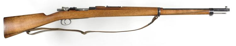 Chilean Contract Mauser Model 1895 Bolt Action Rifle