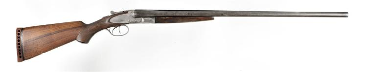 L.C. Smith/Hunter Arms Field Grade 16 Gauge Double Barrel Hammerless Shotgun