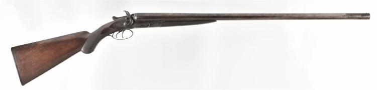 Thomas Parker Side by Side Hammer Shotgun