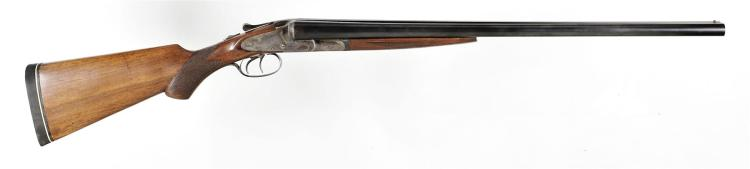 L.C. Smith/Hunter Arms Field Grade Double Barrel Hammerless Shotgun