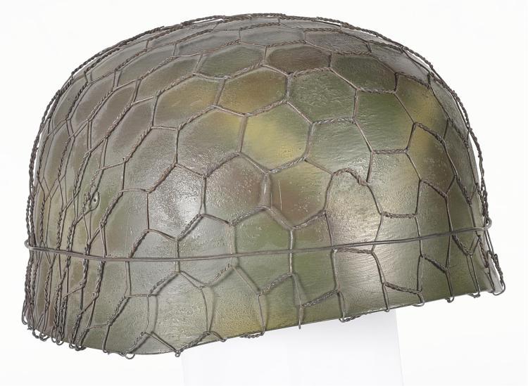 Fallschirmjager Style Helmet